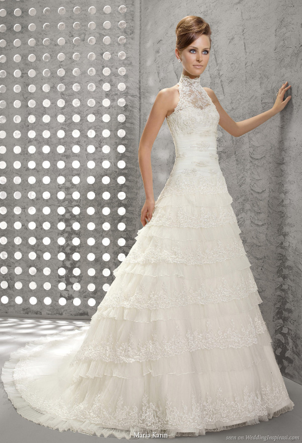 Bridal Chic Which Fashionable Wedding Gowns Are Your
