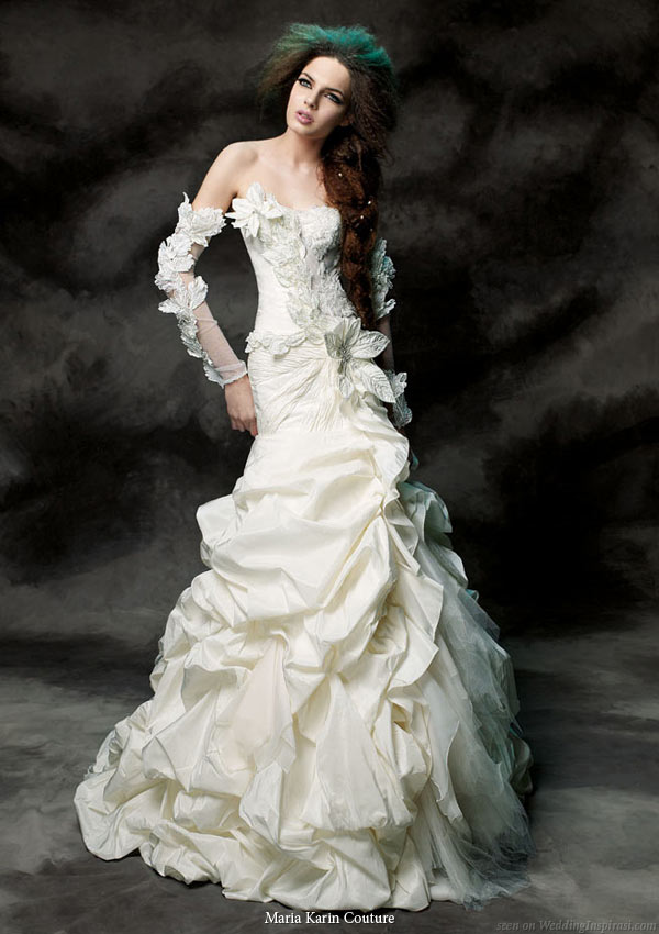 Bridal Chic - Which Fashionable Wedding Gowns are your Favorite ...