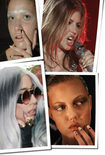trend watch stiletto nails get your claws out 70s